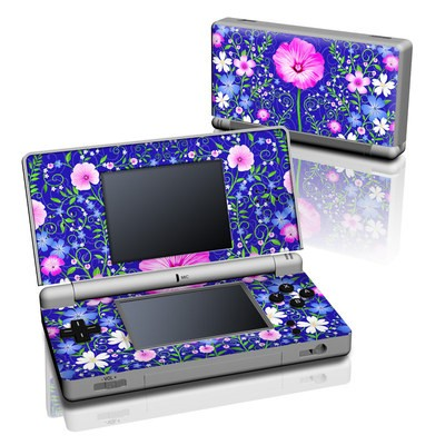 DS Lite Skin - Floral Harmony