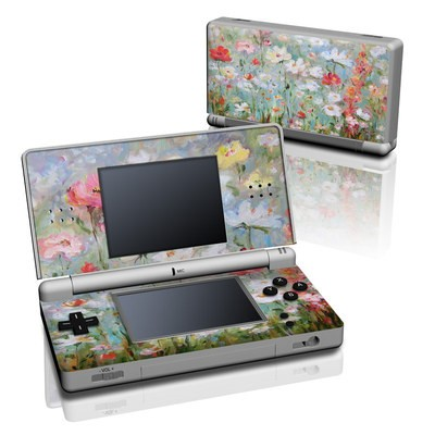 DS Lite Skin - Flower Blooms