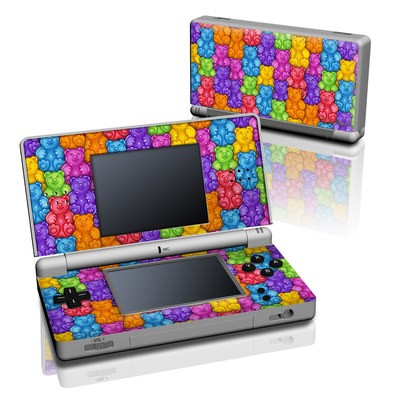 DS Lite Skin - Gelly Bears