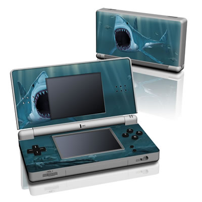 DS Lite Skin - Great White