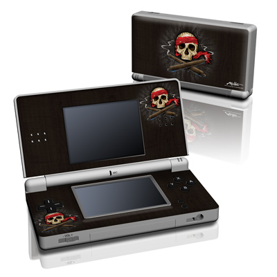 DS Lite Skin - High Seas Drifter