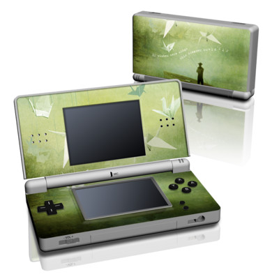 DS Lite Skin - If Wishes