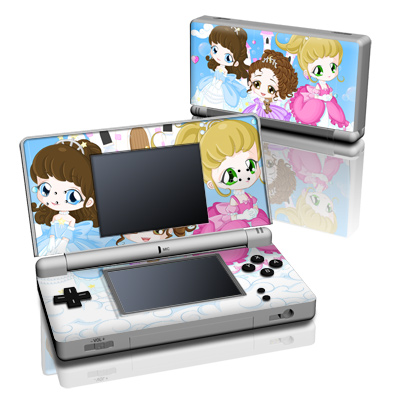 DS Lite Skin - Little Princesses