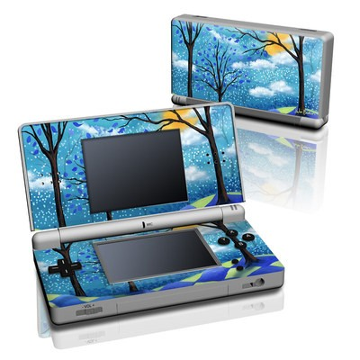 DS Lite Skin - Moon Dance Magic