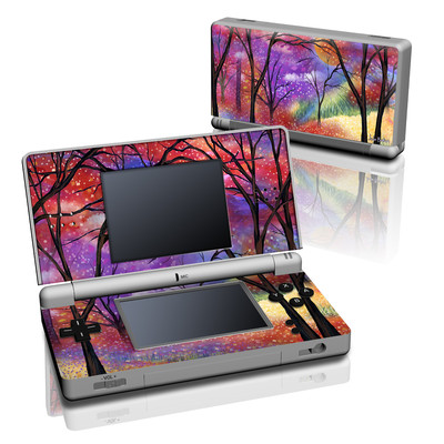 DS Lite Skin - Moon Meadow