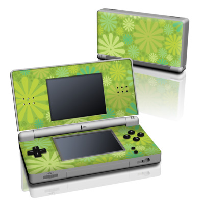 DS Lite Skin - Lime Punch
