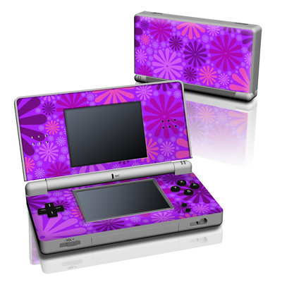 DS Lite Skin - Purple Punch