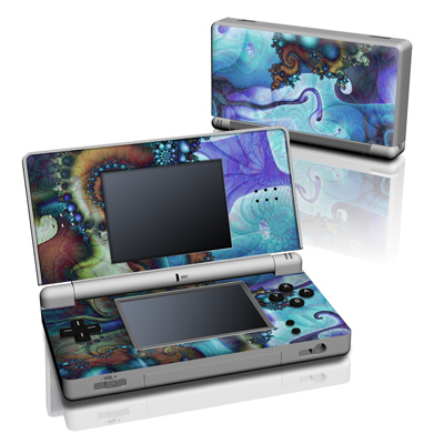 DS Lite Skin - Sea Jewel