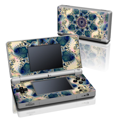 DS Lite Skin - Sea Horse