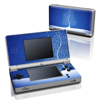 DS Lite Skin - Snowflakes Are Born