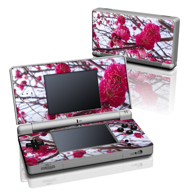 DS Lite Skin - Spring In Japan