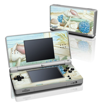 DS Lite Skin - Stories of the Sea
