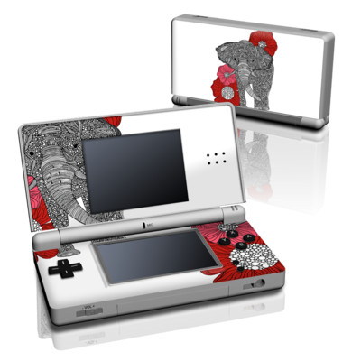 DS Lite Skin - The Elephant
