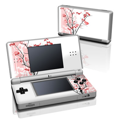 DS Lite Skin - Pink Tranquility