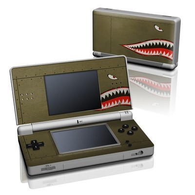 DS Lite Skin - USAF Shark