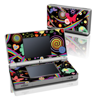 DS Lite Skin - Wonderland