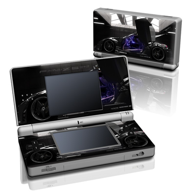 DS Lite Skin - Z33 Dark