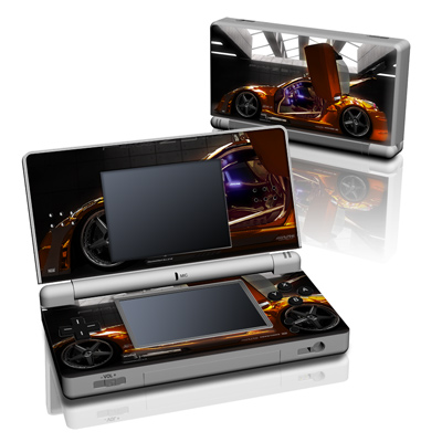 DS Lite Skin - Z33 Light