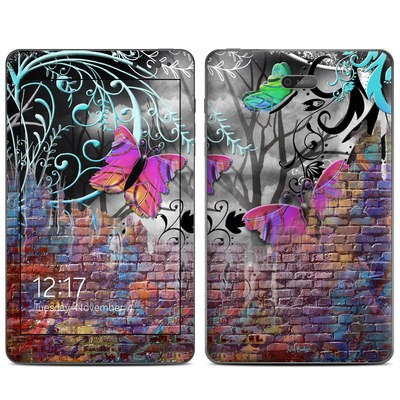 Dell Venue 8 Pro Skin - Butterfly Wall