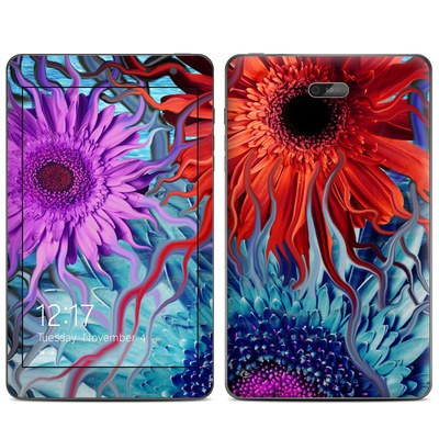 Dell Venue 8 Pro Skin - Deep Water Daisy Dance