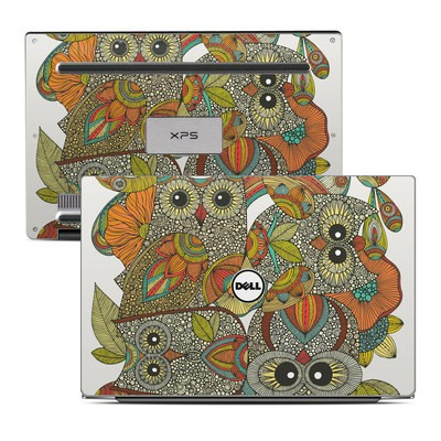 Dell XPS 13 (9343) Skin - 4 owls