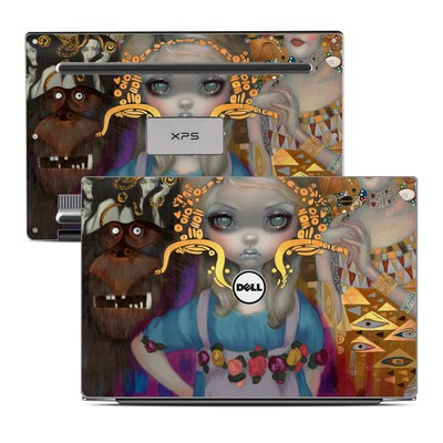 Dell XPS 13 Laptop Skin - Alice in a Klimt Dream