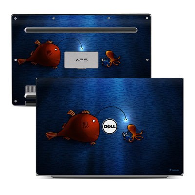 Dell XPS 13 (9343) Skin - Angler Fish
