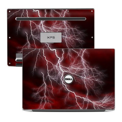 Dell XPS 13 (9343) Skin - Apocalypse Red