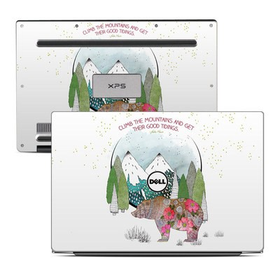 Dell XPS 13 (9343) Skin - Bear Mountain