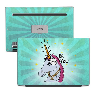 Dell XPS 13 (9343) Skin - Be You Unicorn