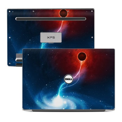 Dell XPS 13 Laptop Skin - Black Hole
