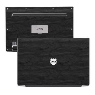 Dell XPS 13 (9343) Skin - Black Woodgrain