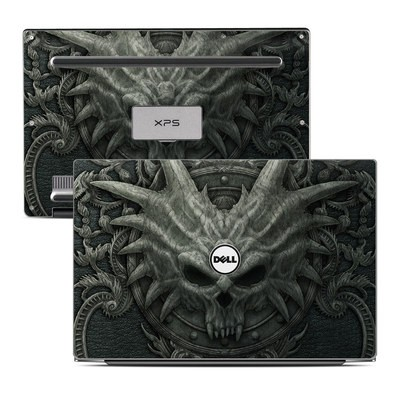 Dell XPS 13 Laptop Skin - Black Book