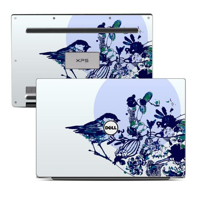 Dell XPS 13 Laptop Skin - Bluebird