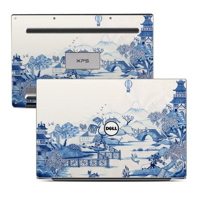 Dell XPS 13 Laptop Skin - Blue Willow