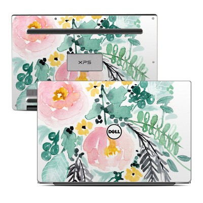 Dell XPS 13 (9343) Skin - Blushed Flowers