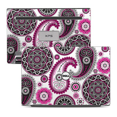 Dell XPS 13 Laptop Skin - Boho Girl Paisley