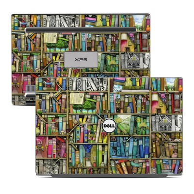 Dell XPS 13 Laptop Skin - Bookshelf