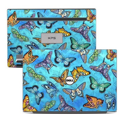 Dell XPS 13 Laptop Skin - Butterflies