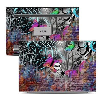 Dell XPS 13 (9343) Skin - Butterfly Wall
