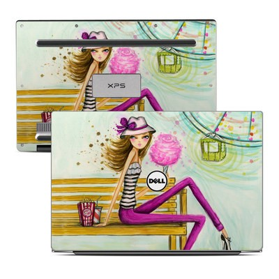 Dell XPS 13 Laptop Skin - Carnival Cotton Candy