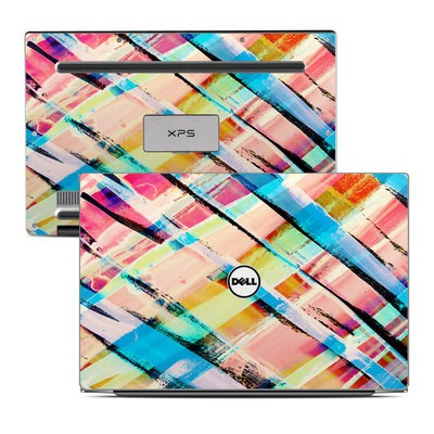 Dell XPS 13 Laptop Skin - Check Stripe
