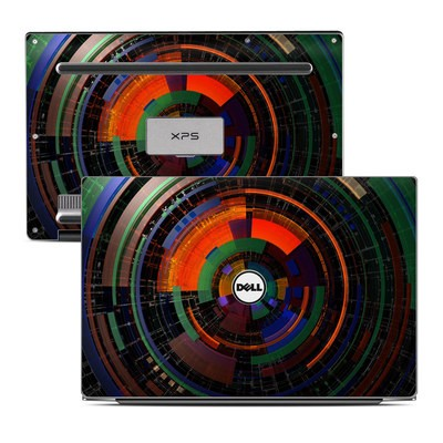 Dell XPS 13 Laptop Skin - Color Wheel