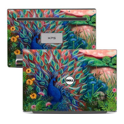 Dell XPS 13 Laptop Skin - Coral Peacock