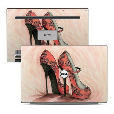 Dell XPS 13 Laptop Skin - Coral Shoes