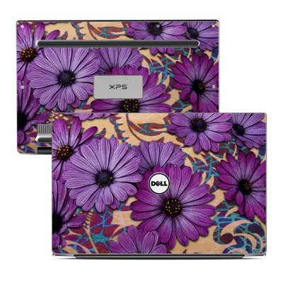Dell XPS 13 (9343) Skin - Daisy Damask