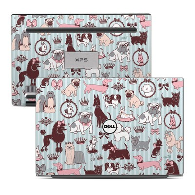 Dell XPS 13 Laptop Skin - Doggy Boudoir