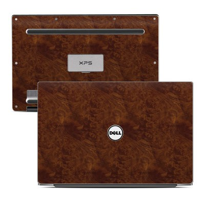 Dell XPS 13 (9343) Skin - Dark Burlwood