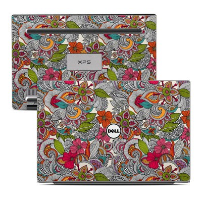 Dell XPS 13 (9343) Skin - Doodles Color