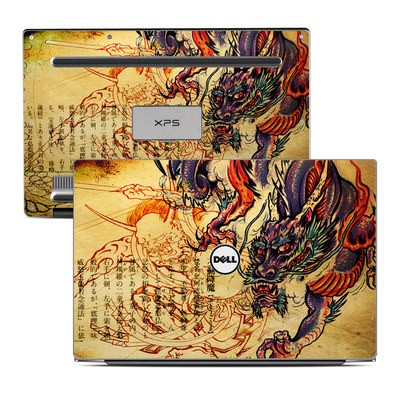 Dell XPS 13 (9343) Skin - Dragon Legend